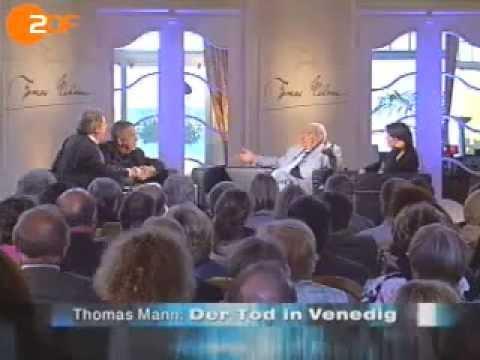 Das Literarische Quartett Spezial 2 - Thomas Mann (17.08.2005)