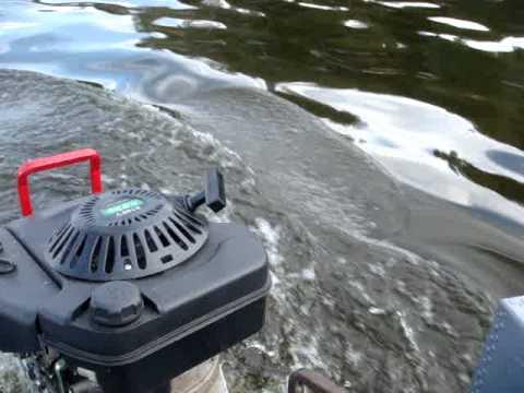 Зажигание на лодочный мотор своими руками