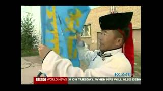 Nazis is the role model for Mongolians