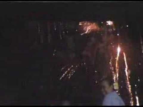 Fireworks @ Apia Park, Samoa - SPG 2007
