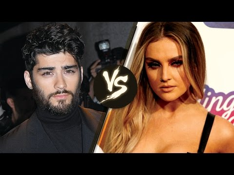 Zayn Malik and Little Mix's Perrie Edwards Are...