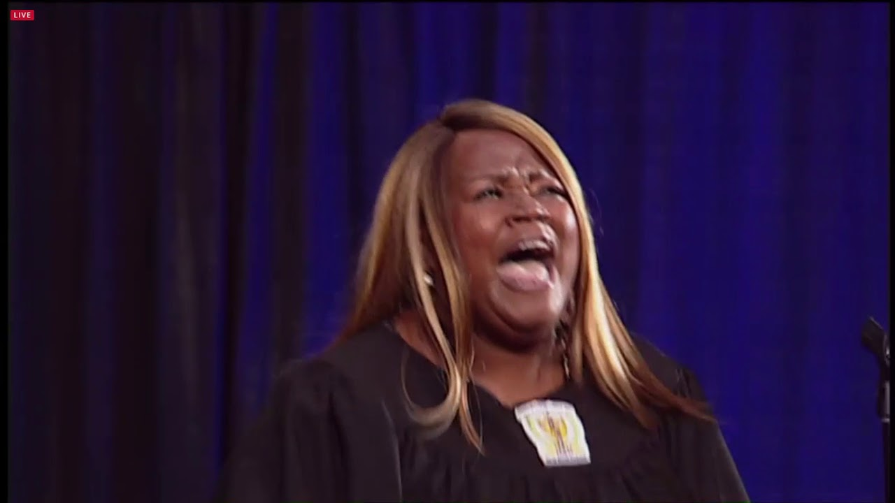 God Can Work It Out - COGIC Mass Choir - COGIC 111th Holy Convocation