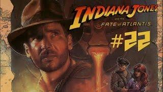 Indiana Jones and the Fate of Atlantis #22 - Cruzando el Canal