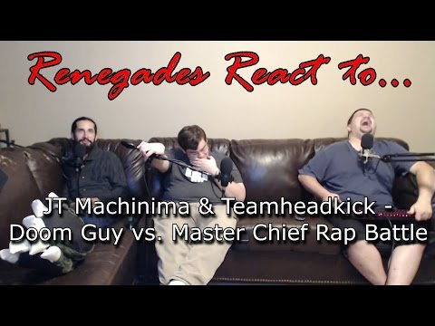Renegades React to... JT Machinima & Teamheadkick - Doom Guy