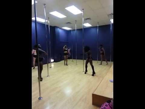 TML Sexy Camp Pole Dance