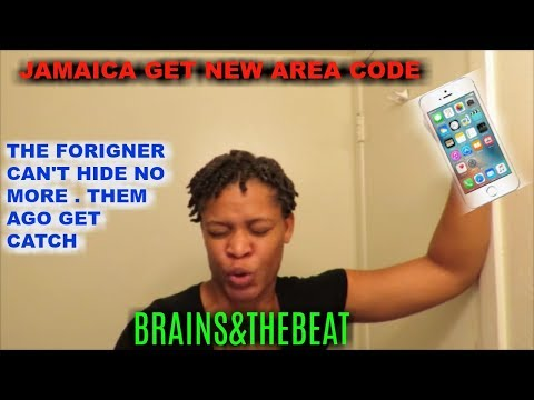 JAMAICA GETS NEW AREA CODE PURE NEW NUMBERS !!