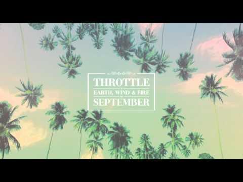 Throttle x Earth, Wind & Fire - September (Cover Art)