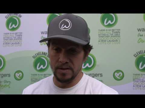 "Mark Wahlberg asks LeBron to ""go easy on my Celtics"" if they play"