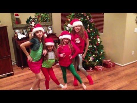 Haschak Sisters - Shake Santa Shake