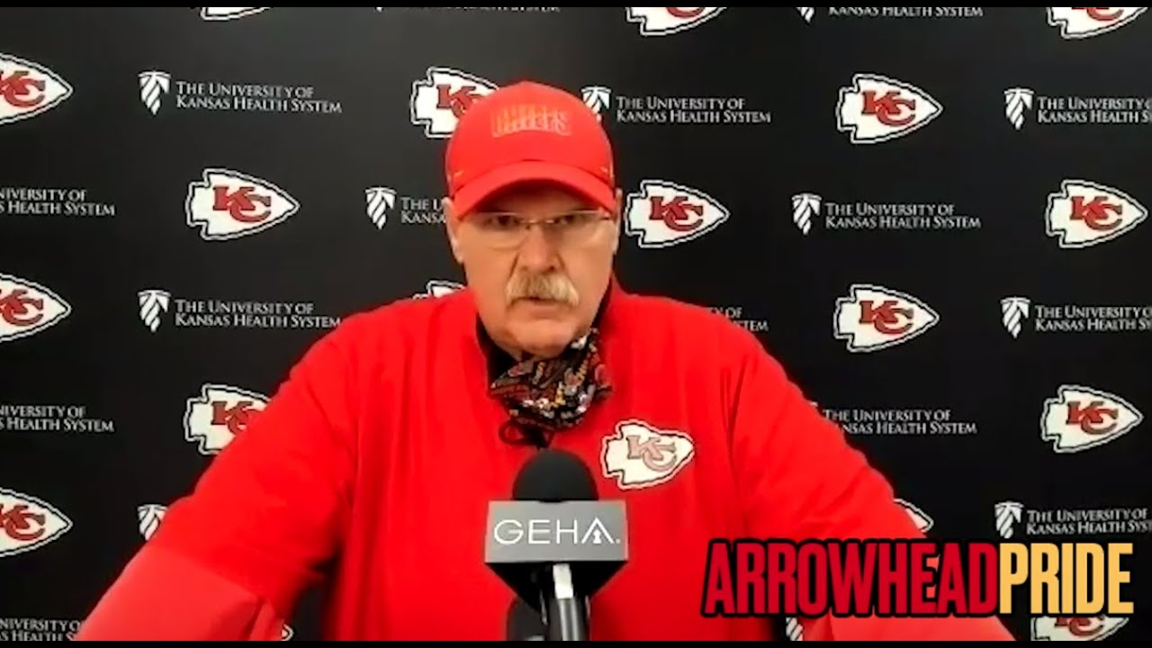 Chiefs' Andy Reid turns his attention to the Jets, downplays Le'Veon Bell return game