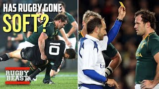Has Rugby Gone Soft?