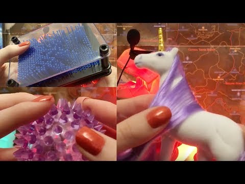 ASMR Toy Sounds Playtime for Relaxation