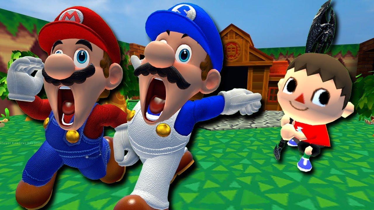 Animal Crossing DEATHRUN