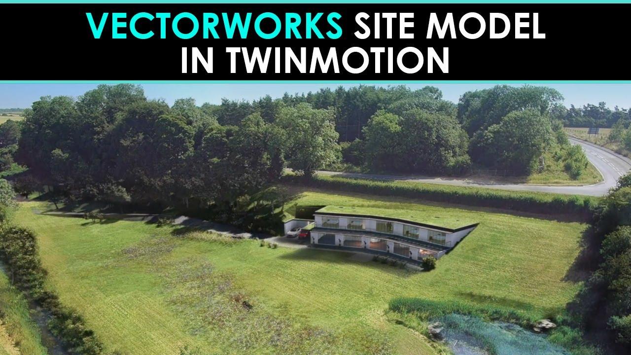 Twinmotion 2018 - JRA Vectorworks CAD Sales & Training