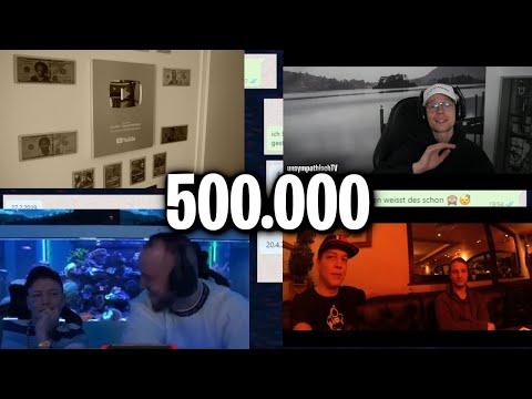 500.000 ABONNENTEN SPECIAL | DANKE | ELoTRiX - Stream Highlights