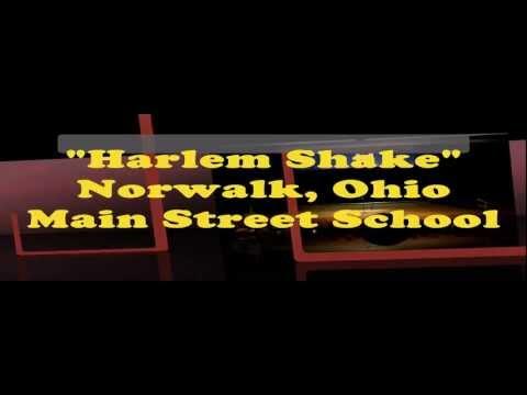 """Harlem Shake"" Norwalk Main Street School Norwalk, Ohio"
