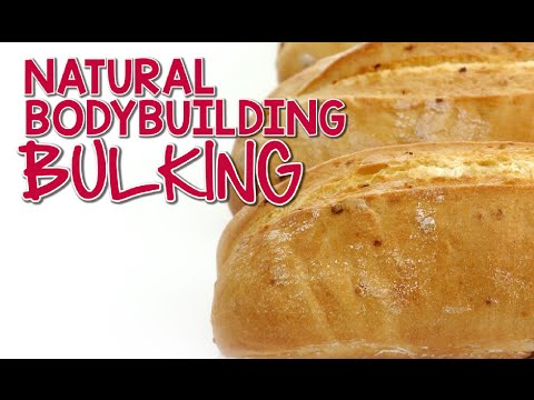 How to do Natural Bodybuilding BULKING - Bulking Up Naturally