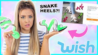 Download I Spent £200 On The Strangest Fashion Items From Wish, Ebay And Shein ! Success Or Disaster ! Mp3 and Videos