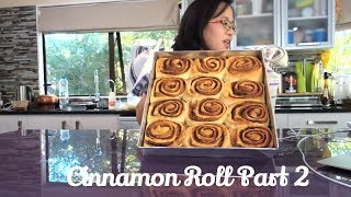 Cinnamon Roll part 2