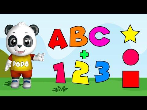 Preschool Learning Videos for 3 Year Olds | Kids Learning Videos | Educational Videos For Kids
