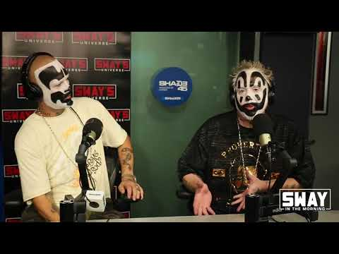 ICP Discusses The Juggalo March on Shade 45