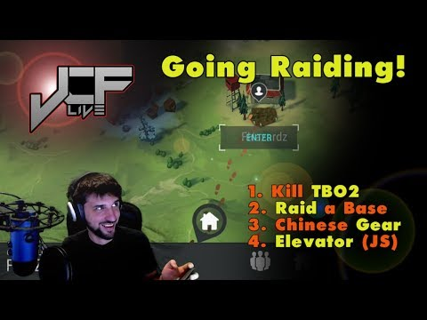 Last Day on Earth: Going Raiding! (Live Event)