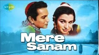 PUKARTA CHALA HOON MAIN - MERE SANAM - HQ VIDEO LYRICS KARAOKE