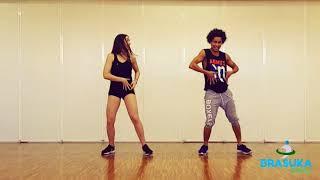 EL BAÑO Enrique Iglesias ft Bad Bunny Coreografia Zumba BRASUKA DANCE fitness