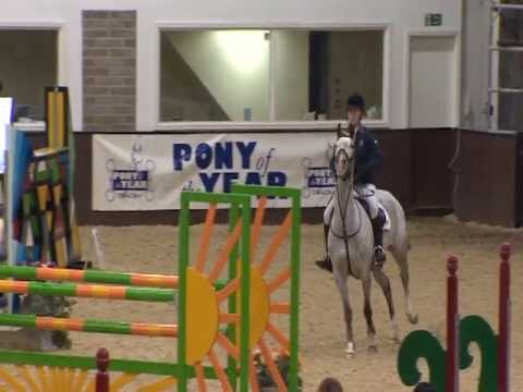 Showjumping - Pony of the Year 2013
