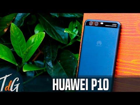 Huawei P10, review en español