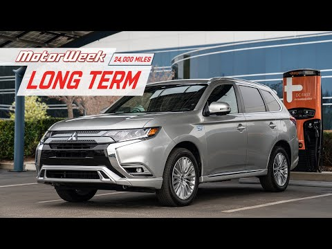 24,000-Miles in our 2019 Mitsubishi Outlander Long Term