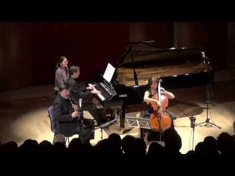 Brahms, Trio op. 114 in A minor - Allegro
