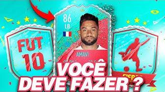 FIFA 20 |🎮 VOCÊ DEVE FAZER DME AMAVI ? / DME FUT 10 ✔️😜 || LINKER ||