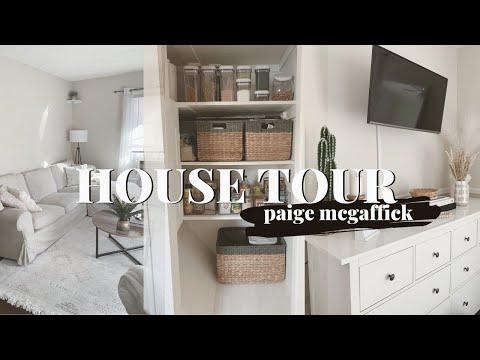 HOUSE TOUR | Paige McGaffick