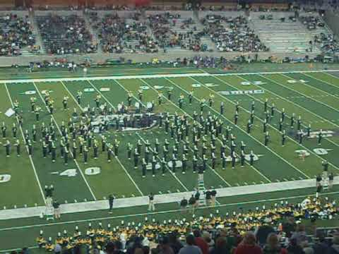 Bill Chase Show University of Akron Marching Band: 11709