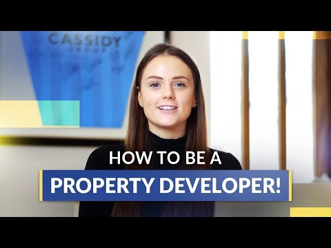 How To Become A Property Developer! | Property Development UK