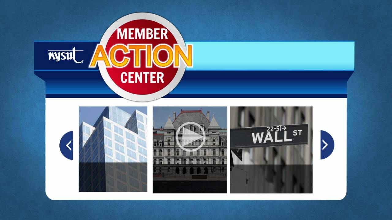 Legislative Action Alert From Mac >> I Just Took Action At The Nysut Member Action Center It S Your Turn
