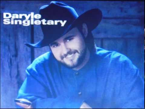 ★DARYLE SINGLETARY  ★PURE COUNTRY  ★Too Much Fun