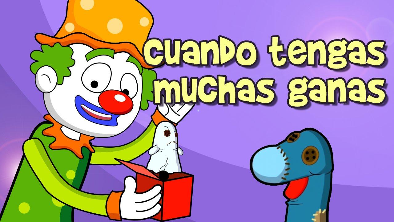 CUANDO TENGAS MUCHAS GANAS DE APLAUDIR