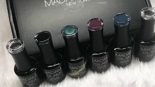 Madam glam review | gel polish | 30% discount jodie30