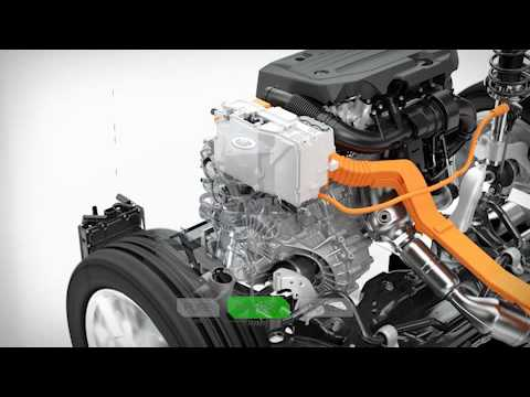 The T5 Twin Engine powertrain of new Volvo CMA platform