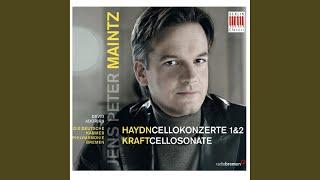 Cello Concerto No. 2 in D Major, Hob. VIIb:2: I. Allegro