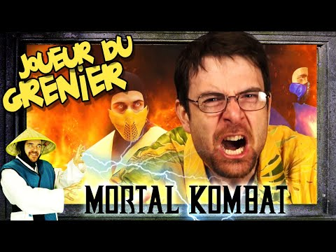JOUEUR DU GRENIER - MORTAL KOMBAT Mythologies : Sub-Zero & LE 5EME ELEMENT - Playstation