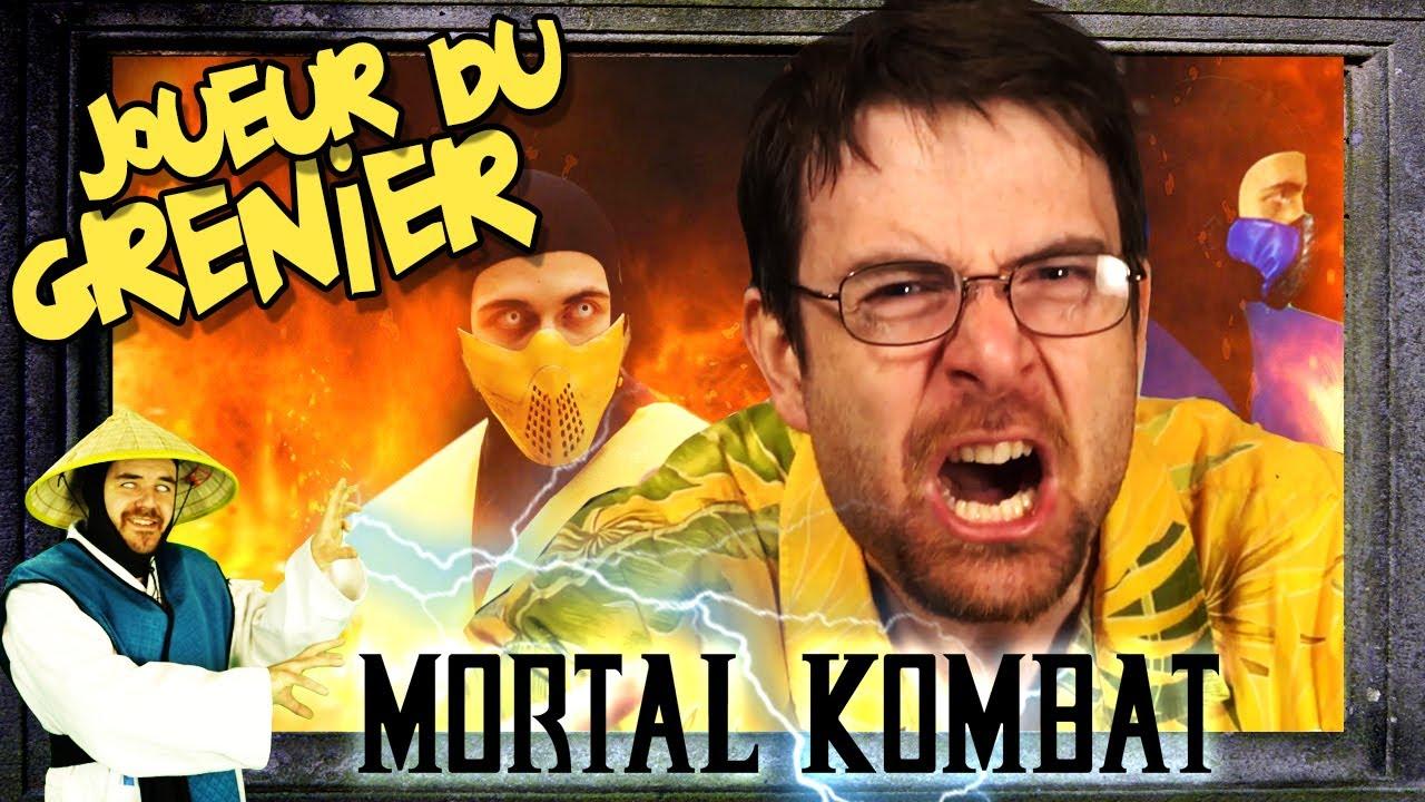 Download JOUEUR DU GRENIER - MORTAL KOMBAT Mythologies : Sub-Zero & LE 5EME ELEMENT - Playstation