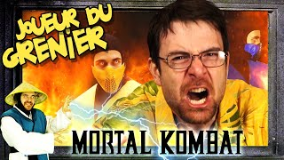ATTIC PLAYER - MORTAL KOMBAT Mythologies : Sub-Zero & THE 5TH ELEMENT - Playstation