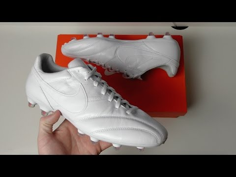 6d0c2a74f008 2016 Nike Premier Triple White Unboxing - YouTube