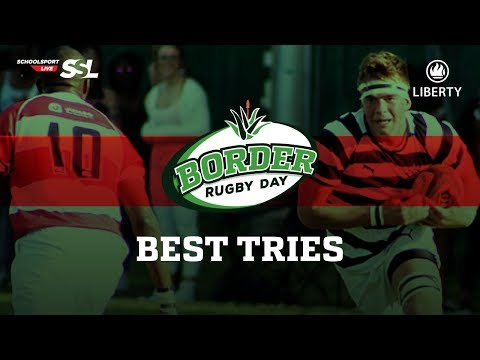 Best Tries: Border Festival, 17th March 2018