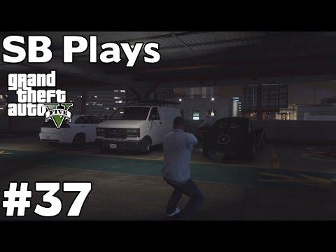 Boosting the Z-Type for Devin Weston [Franklin/Trevor] - SB Plays GTAV [ep37]