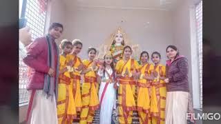 Saraswati Vidya Mandir  chandpur Bijnor New Video
