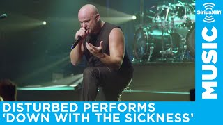 Disturbed Performs Down With The Sickness In Chicago